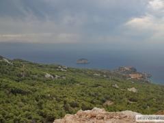Rhodes Monolithos 1