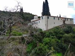 Poros Zoodohos Pigi Monastery 5