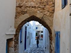 Antiparos Town 5