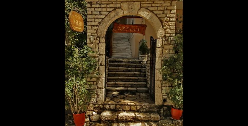 Nefeli Hotel 5