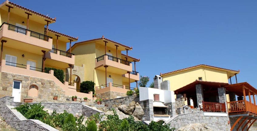 Limnos View Apartments 1