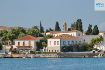 Spetses Town Photos