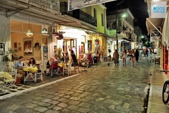 Andros Town Photos