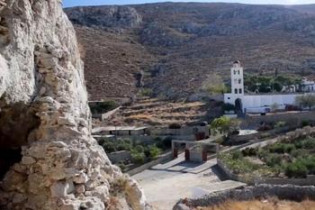 Kalymnos Chryssocheria Castle