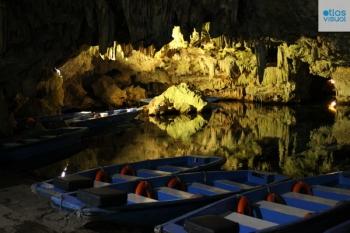 Peloponnese Diros Caves