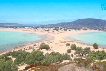 Elafonissos Island