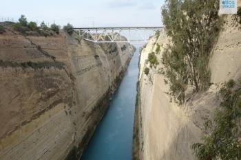 Peloponnese Isthmos