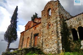 Peloponnese Mystras