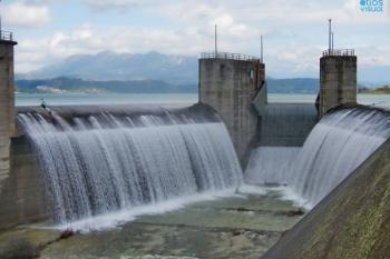 Peloponnese Pinios Dam